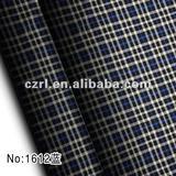 2012 ECO-friendly yarn-dyed jacquard plaid cotton fabric