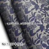 New styles cotton denim jacquard fabric