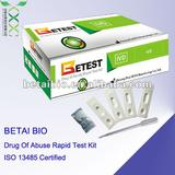 one step Rapid lateral flow immunoassay HIV medical diagnostic IVD test cassette (Serum/Plasma/ISO13485 certified)