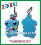 soft PVC key chain, good for promotion and gifts