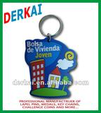 lovely soft PVC key chain, good for promotion and gifts