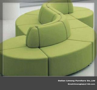 2012 new design modern furniture fabric sofa