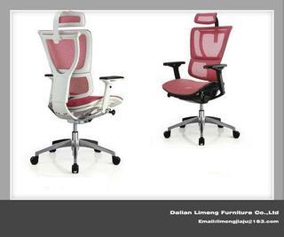 Modern ergonomic revolving functional executive chair