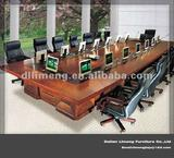Quality intelligence American style solid wood conference table