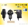 UK plug 12V 1A wall mount power adapter,AC-DC for LED strip,CCTV camera etc.