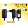 Euro plug 12V 2A AC-DC power adapter,AC-DC for LED strip,CCTV camera etc.