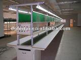 Lamp equipment assembly line