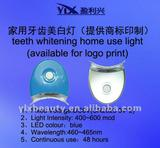 hot 2012 home use teeth whitening light, mini teeth whitening light