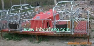 Elevated Farrowing Crate farming equipment E-320
