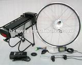 micro lcd display e bike conversion kit 250W/36V