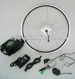 motorized bicycle electric bicycle kit wheel tube battery 36V/8AH