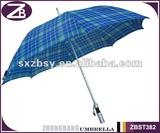 Big Red 8k Manual Open Promotional Golf Umbrella