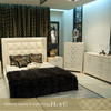 JB10 series-chinese manufactory bedroom, oxhide leather luxury furniture from china supplier-JL&C Furniture