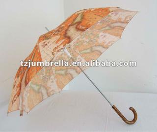 "map straight umbrella 26""*8K"