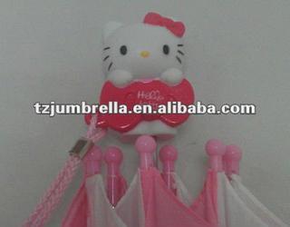 """hello kitty kid's umbrella 16""""*8K"""