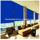 Commercial window roller blinds fabric