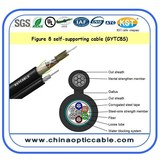 Self Support Fiber Optic Cable