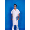 Hot sale 100%cotton and poly/cotton doctor uniform/lab coat