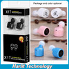 Harlit In Ear Mini Stereo Hifi Bluetooth Headphone Sports Wireless Bluetooth Headset For Exerciase