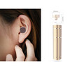 In-Ear Aluminum Alloy Mini Bluetooth Earphones With Charge Case Ultra Light