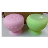 Mini Protable Bluetooth Speaker Wireless Hands free with Mic Silicone Sucker for phone MP3 PC