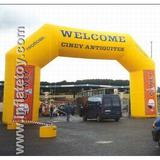 Inflatable arch-inflatable start line-inflatable finish line