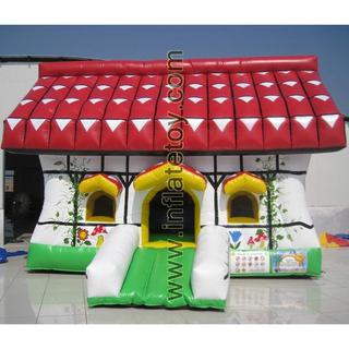 inflatable bounce house-inflatable jumping house