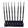 Adjustable 8 Antennas GPS, WiFI, 4GLTE, 4GWIMAX jammer