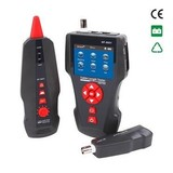 Multifunction LCD display Cable length tester wire tracker with POE Ping function