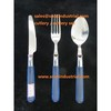 3pcs stainless steel flatware for wedding,promotion,gift