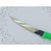 Plastic handle steak knife for super-market and promotion