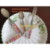 24PCS FLATWARE STAINLESS STEEL FLATWARE SET