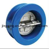 Double Disc Wafer Type Check Valve (H76W)