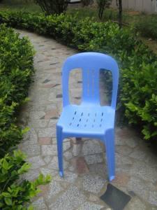 Blue New Event Wedding Plastic Chair