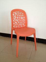 Restaurant Hotel Event Stackable Leisure Plastic Chair (RD-09206)