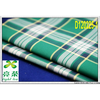 100%cotton check yarn dyed fabric
