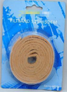 Heavy Duty Felt Strip, 1/2′′ X 60′′ (1.25 x 150 CM) , Beige