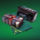 200PCS Chips Set in Tin Case (4023C)