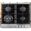 4 Burners built-in tempered glass gas hob/gas stove/cooktops