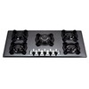 Best quality stainless steel 5 burner cook hob