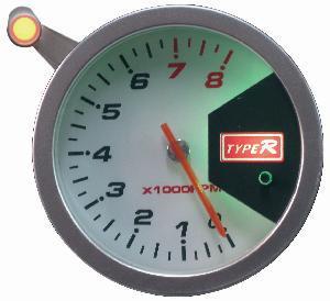 "3 3/4"" Tachometer (8204SW7)"
