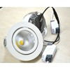 10-15W Rotatable high power high quality CE ROHS COB Gimble Light