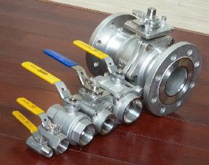 Ball Valves (DN15 to DN100)