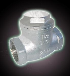 "Swing Check Valve (1/4"" to 3"")"