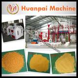 complete set maize flour milling machine corn flour mill with overseas service