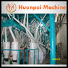 Automatic wheat flour machine wheat flour processing mill plant ​