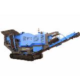 Crawler Type Mobile Crusher (PP1300PEX)