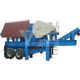 Portable Crusher Plant (PP Series)
