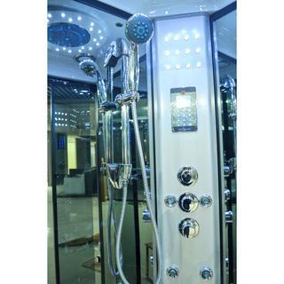 adjustable handle shower