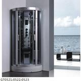 GT0521 Modular Steam Shower Cabin